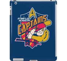 Starfleet Academy Captains Baseball iPad Case/Skin