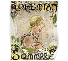 Bohemian Summers Poster