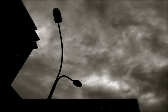 Big Brother is Watching my City .... by 1more photo