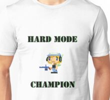 Cave Story Champion (black) Unisex T-Shirt