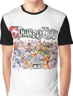 ThunderCats Graphic T-Shirt