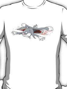 Bugs Bunny Roadkill  T-Shirt