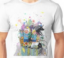 It's Time..for Adventures! Unisex T-Shirt