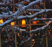 Snowy Night  by LizzieMorrison