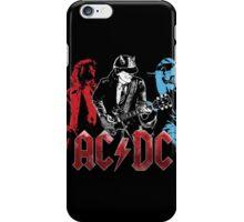 AC/DC Paris France Rock iPhone Case/Skin