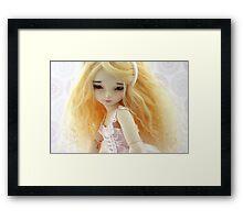 Sweet Dancer Framed Print