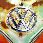 VW Volkswagen Badge by NuclearJawa