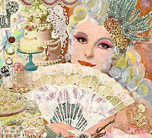 Marie Antoinette by jenndalyn