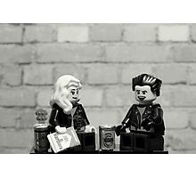 Sid & Nancy Photographic Print