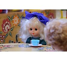 beautiful doll  Photographic Print