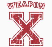 Weapon X (Version 2) Kids Clothes