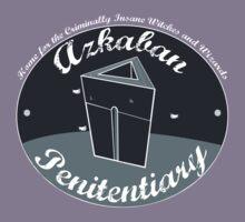 Azkaban penitentiary  by piercek26
