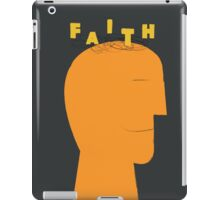 The Head Hunter - Faith  iPad Case/Skin