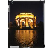 The Palace of Fine Arts iPad Case/Skin