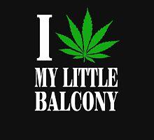 Cannabis - I love my little balcony Unisex T-Shirt