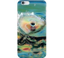 Colorful Motion iPhone Case/Skin