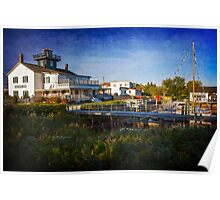 Tuckerton Seaport Poster