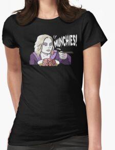 Brainfood Womens Fitted T-Shirt