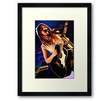 Kate Tunstall Framed Print