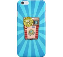 Vintage Starluxe Camera Illustration iphone case iPhone Case/Skin