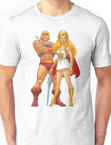 He-Man And She-Ra Unisex T-Shirt