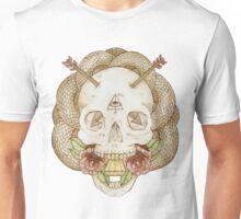 Skulls and Arrows Unisex T-Shirt