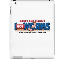 Harry & Lloyd's iPad Case/Skin