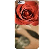 Concrete Rose iPhone Case/Skin