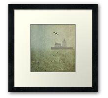 Lake Erie Lighthouse Framed Print