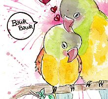 Love Birds by AAMurray
