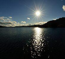 Evening Sun by Steve