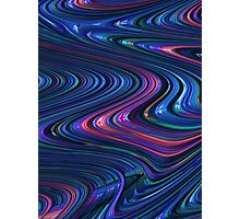 Wave Abstract Photographic Print