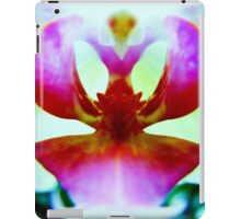 Haute Couture - A New Perspective on Orchid Life iPad Case/Skin