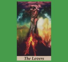 THE LOVERS Baby Tee