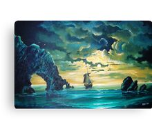 Midnight Voyage Canvas Print