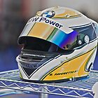Racing Helmet 2 by DaveKoontz