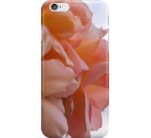 Peach in the afternoon iPhone Case/Skin