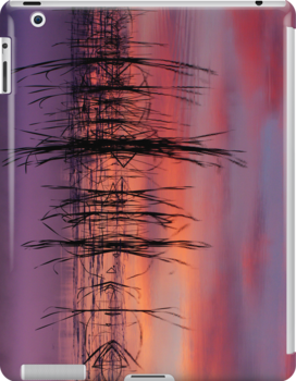 Sunrise Reflection by April Koehler