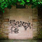 Graffito Mausoleo by Sean Balanger