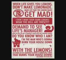 Portal 2- Lemon Grenade Speech! by Swozer