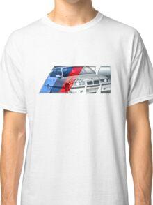 Bmw E36 M3 overlay Classic T-Shirt