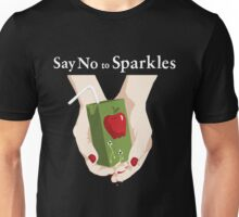 Say No to Sparkles Unisex T-Shirt