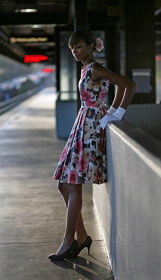 Train Station by Michael Tweed