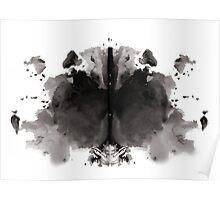 Rorschach test 04 Poster