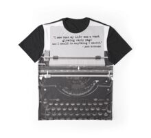 Optimistic Kerouac Graphic T-Shirt