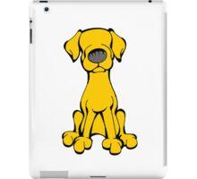 Lab - Yellow iPad Case/Skin