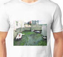 Washed up in Falmouth Harbour Unisex T-Shirt