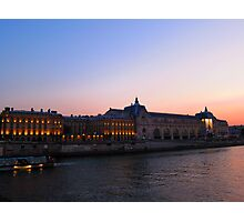 d'orsay Photographic Print