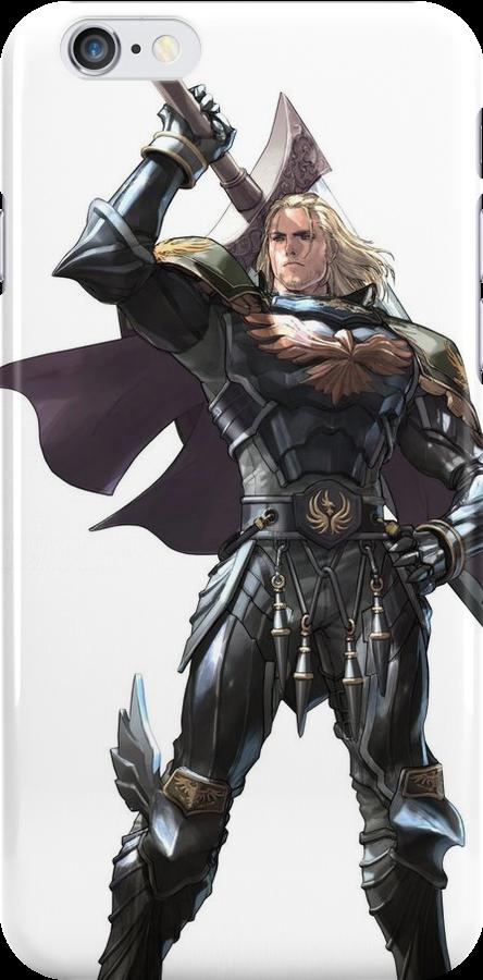 Siegfried case 1 by MrBliss4