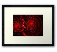 Atom Heart Mother Framed Print